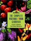 Burpee: The Complete Vegetable and Herb Gardener...